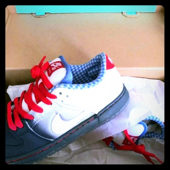 online store 05189 f7e75 Rare! Nike dunk low Dorothy